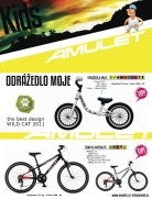 AMULET Bicycles KIDS