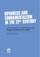 2008 - Forum 2000 Conference Report,
