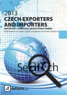 Czech Exporters and Importers 2013