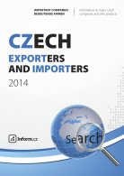 Czech exporters and importers catalog / catalogue 2014